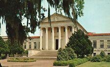 Vintage Postcard L.S.U. Law Building Baton Rouge La. Louisiana