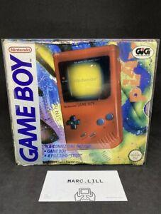 Plastic Box Game Boy Classic Nintendo Gameboy Protector Italiano DMG ITA NUOVO