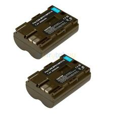 2 PACK BATTERY for CANON BP-512 BP-511A BP511 EOS 10D 20D 300D 30D 40D 50D 5D