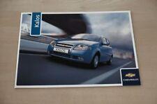 186171) Chevrolet Kalos Prospekt 05/2006