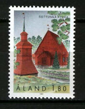 Aland 1993 Christmas, St. Mary Magdalene Church, Sottunga  MNH / UNM