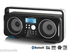 ROCKBLASTER AudioSonic radio FM, SD, USB, BLUETOOTH 8 Watt spedizioni veloci