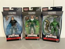 Hasbro Marvel Legends Scorpion Vulture Hydro Man Lot