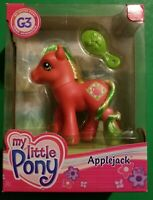 MLP G3 Applejack 2019 NIB My Little Pony