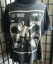 vintage sid vicious my way tshirt Xl original early 1980s punk rock (Mb)