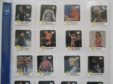Wrestling Hostess Chips rare limited issued cards set 1987
