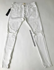 Fear of God Maxfield White Bull Denim Jeans size 30 $995 shipped