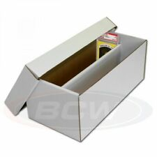 25 BCW Graded Shoe Boxes - FREE SHIPPING