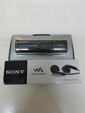 Sony NWZ-B183F MP3 Player Walkman With Built-In USB FM Tuner (4GB) BLACK