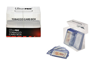 Ultra Pro Mini Tobacco Trading Card Collector's Box - Holds Cigar Cards Toploads