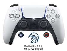 MODDED PS5 DUALSENSE CONTROLLER 2 BACK BUTTONS like SCUF by Nagashock Gaming