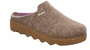 Rohde Ladies Foggia Slippers Mules Slippers Cloqs Removable Footbed