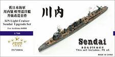 Five Star 1/700 710016 IJN Light Cruiser Sendai For Aoshima