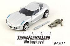 Sideswipe Sergeant Epps 100% Complete Human Alliance Movie ROTF Transformers