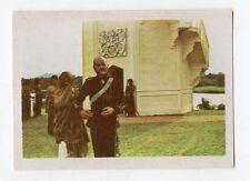 figurina - SANDOKAN ALLA RISCOSSA BOY 1976 - numero 160