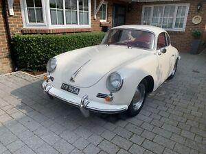 Porsche 356B 1963 Coupe     Please see More Photos In Advert
