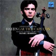 Harding/Capucon/+ - Cello Concerto CD CLASSICA strumento solista NUOVO Haydn