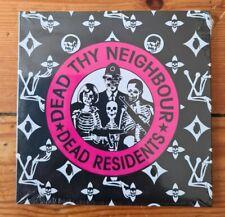 Dead Residents - Dead Thy Neighbour. CD Album. Fleapit Junior Disprol UK Hip Hop