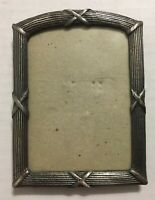 Small Metal Picture Frame Vintage Look