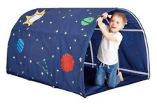 New Jadore Tunnel Tent for Twin Beds Space Galaxy boys hideout house toddler