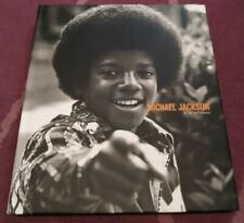 Michael Jackson A Life In Pictures Book