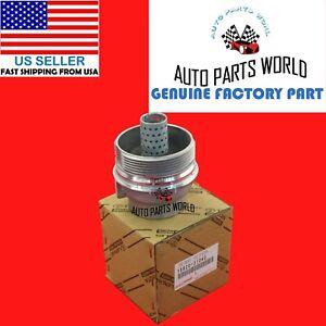 GENUINE OEM LEXUS 06-15 IS250 IS350 GS300 OIL FILTER CAP HOUSING 15620-31040