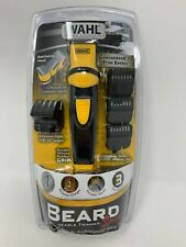 Wahl Beard Sport Rechargeable Trimmer Kit - 4 Heads - 3 yr. Warranty - 9953-200