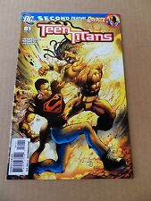 Teen Titans  81 .  DC . 2010 -  VF