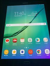 Samsung Galaxy Tab S2 32GB, black.