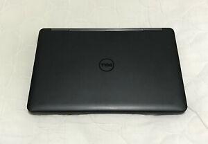 """Dell Latitude E5540 15.6"""" Intel i5 4th Gen Laptop 240Gb SSD Windows 10 Pro"""