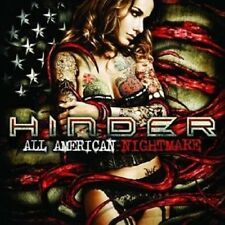 """Obstacles """"All American Nightmare"""" CD NEUF"""