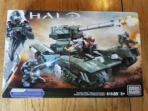 SCORPION'S STING Halo Mega Bloks NEW! 616 pcs Halo 5 Req Pack