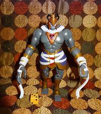 "MUMM-RA Thundercats Classic Cartoon 6"" inch Action Figure Bandai 2011"