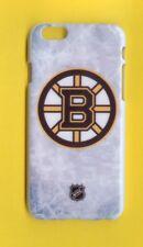 "BOSTON BRUINS Rigid Snap-on Case for iPhone 6 / 6S 4.7"" (Design 6)+FREE STYLUS"