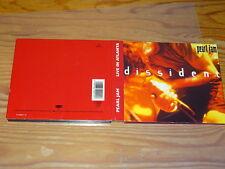 PEARL JAM - DISSIDENT / DIGIPACK-SET MIT CD-1 1994