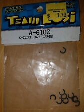 "Team Losi A-6103  E CLIPS 3/32"" XX"