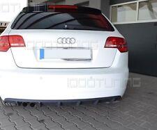 Audi A3 8P 8PA Facelift Diffusor Heckschürze RS3  Heckansatz Heckspoiler