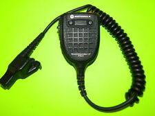 MOTOROLA RMN5066B COMMANDER II REMOTE SPEAKER RADIO MICROPHONE XTS3000 3500 MIC