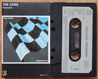 THE CARS - PANORAMA (ELEKTRA K452240) 1980 EUROPE CASSETTE TAPE NEW WAVE EX COND