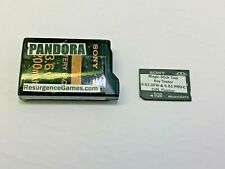Pandora Battery & 1GB Magic Stick Unbrick Your PSP - GENUINE SONY PSP 1000-2000
