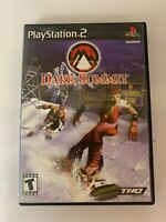 Dark Summit Play Station 2 Used Game A07