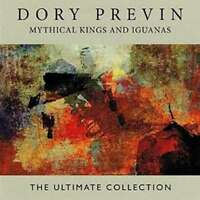Mythique Kings Et Iguanes The Ultimate Collection : Dory Previn Neuf CD Album (W