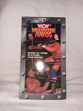 WCW Halloween Havoc Piper vs. Hogan 1998