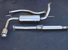 90-93 Acura Integra RS LS GS 3DR Catback Race Exhaust