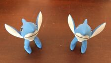 Left And Right Shark Figurines Katy Perry Superbowl New!