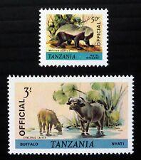 TANZANIA 1984 Officials SG064/068 U/M NJ59