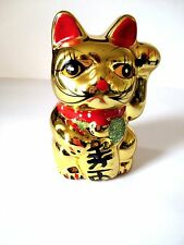 Gold Feng Shui Money Cat money box