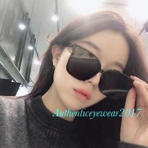 2020 Gentle Monster Sunglasses Her 01 Black Frame Black Zeiss Lenses