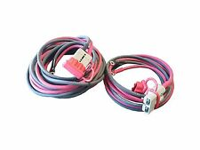 2 GAUGE 24 FT & 8 FT UNIVERSAL QUICK CONNECT WIRING KIT, TRAILER MOUNTED WINCH
