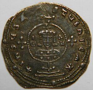 Byzantine Empire John I Zimisces AR miliaresion (969-976) gXF (Sear:1792)